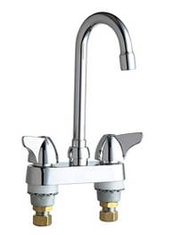 Chicago Faucets - 1895-XKCP - Sink Faucet