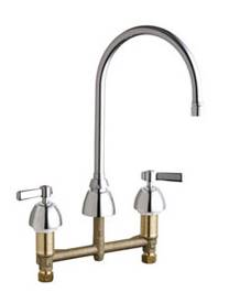 Chicago Faucets 201-AGN8AE35VPABCP