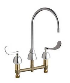 Chicago Faucets 201-AGN8AE36-317AB