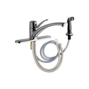 Chicago Faucets - 2301-8CP - Single Lever Kitchen Faucet
