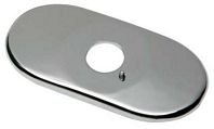 Chicago Faucets - 240.627.21.1 - 4-inch Cover Plate Assembly, HYTRONIC