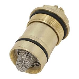 Chicago Faucets - 2500-025KJKRBF - INTEGRAL CHECK Valve