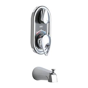 Chicago Faucets - 2501-CP - TUB Fitting