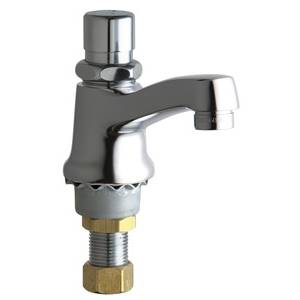 Chicago Faucets - 333-E12VPPSHABCP - Single Metering Faucet