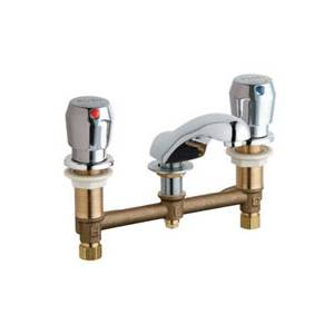 Chicago Faucets - 404-665CP - Lavatory Fitting, Deck Mounted