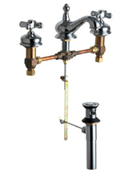Chicago Faucet - 5200-LG12-643CPR