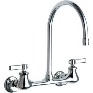 Chicago Faucets 540 Ldgn8ae3abcp Sink Faucet