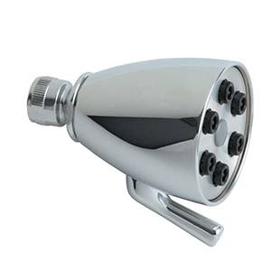 Chicago Faucet - 600-CP - 6 Jet Shower Head