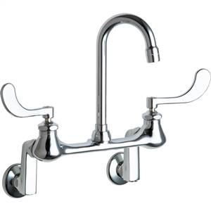 Chicago Faucets - 631-RXKABCP - Sink Faucet