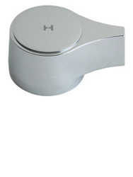 Chicago Faucets - 636-COLDJKCP - Single WING DALLAS Handle