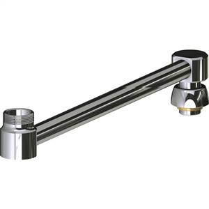 Chicago Faucet 686-126KJKABCP - 11-3/4-inch Spout Extension, Polished Chrome