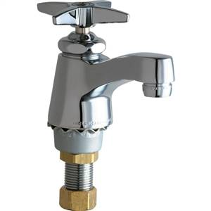 Chicago Faucets - 700-COLDABCP - Single Lavatory Faucet