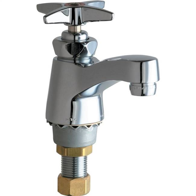 Chicago Faucets - 701-HOTCP - Single Lavatory Faucet