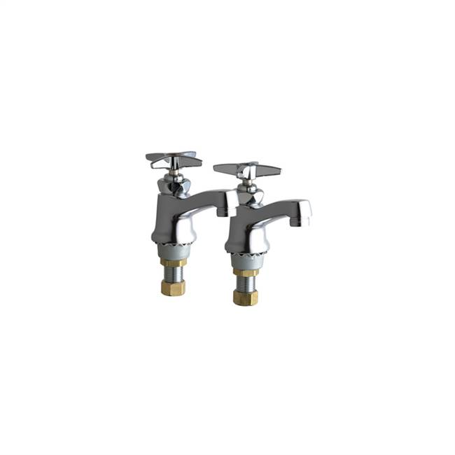 Chicago Faucets - 701-PRCP - Single Lavatory Faucet
