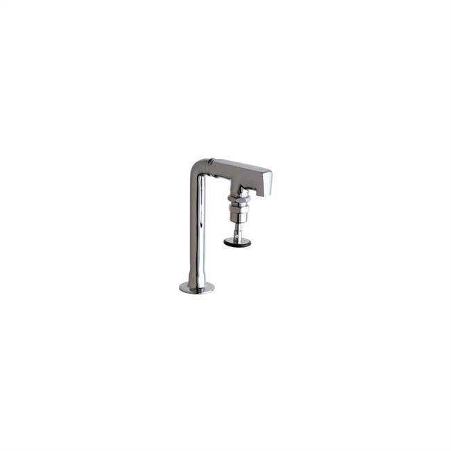 Chicago Faucets 709-ABCP Deck Mounted Glass Filler Valve