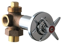 Chicago Faucets - 769-HOTCP - Wall Valve