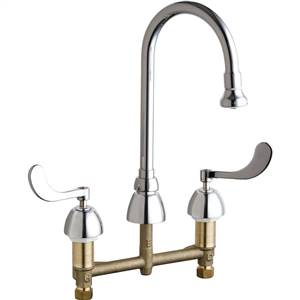 Chicago Faucets - 786-CP - Lavatory Fitting, Deck Mounted