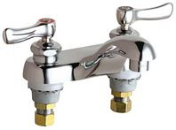 Chicago Faucets - 802-VCP - 4-inch Center Lavatory Faucet