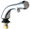 Chicago Faucets - 807-E2805-665PSHAB - Single Faucet Metering