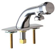 Chicago Faucets - 857-665PSHCP - Lavatory Faucet Metering
