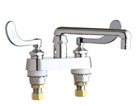 Chicago Faucets - 891-317CP - Bar Sink Faucet