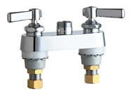 Chicago Faucets 895-LESSSPTXKABCP