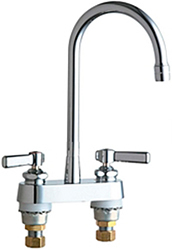 Chicago Faucets - 895-RGD2CP