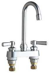 Chicago Faucets - 895-VPACP - Lavatory/Bar Faucet