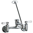 Chicago Faucets - 897-CP - Service Sink Faucet