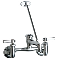 Chicago Faucets - 897-MPCP - Service Sink Faucet