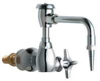 Chicago Faucets - 932-VBE7WSCP - Laboratory Sink Faucet