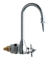 Chicago Faucets - 933-WSCP - Laboratory Sink Faucet
