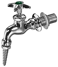 Chicago Faucets - 938-WSCP - Laboratory Sink Faucet