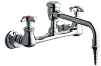 Chicago Faucets - 940-VBE7WSLCP - Laboratory Sink Faucet