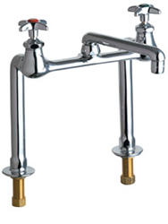 Chicago Faucets - 941-CP - Laboratory Sink Faucet