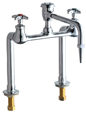 Chicago Faucets - 941-VBE7CP - Laboratory Sink Faucet
