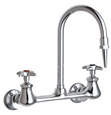 Chicago Faucets - 942-CP - Laboratory Sink Faucet