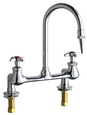 Chicago Faucets - 946-CP - Laboratory Sink Faucet