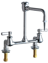 Chicago Faucets - 947-369CP - Laboratory Sink Faucet