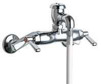 Chicago Faucets - 956-CP - Service Sink