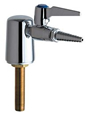 Chicago Faucets - 980-WS909AGVCP - Turret Fitting