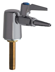 Chicago Faucets 980-WSV909AGVSAM - Turret with Single Ball Valve