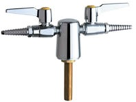 Chicago Faucets - 981-909-957-3KAGVCP - Turret Fitting