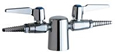 Chicago Faucets - 981-909AGVCP - Turret Fitting