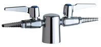 Chicago Faucets - 981-909CAGCP - Turret Fitting