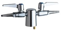 Chicago Faucets - 981-VR909AGVCP - Turret Fitting