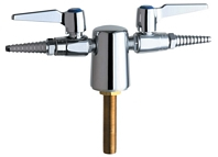 Chicago Faucets - 981-WS909AGVCP - Turret Fitting