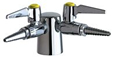Chicago Faucets - 982-909AGVCP - Turret Fitting