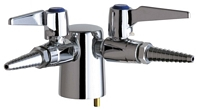 Chicago Faucets - 982-VP909CAGCP - Turret Fitting