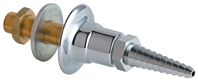Chicago Faucets - 986-E7TCP - Wall FLANGE Fitting